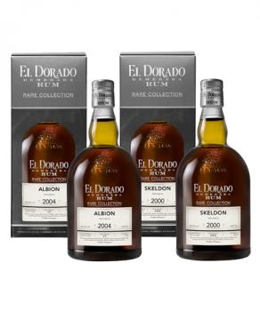 EL DORADO 2004 ALBION 0,7l 60.1%obj. R.E