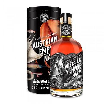 AUSTRIAN EMPIRE RESERVA ART 40% 0,7l L.E