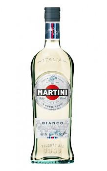MARTINI BIANCO 15% 1l (holá láhev)