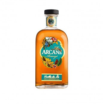 ARCANE ARRANGE VANILLA DES ILES 40% 0,7l
