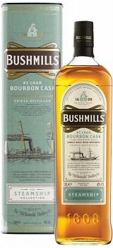 BUSHMILLS BOURBON CASK 1l 40%obj.