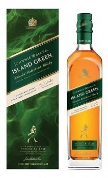 JOHNNIE WALKER ISLAND GREEN 15Y 1l 43%