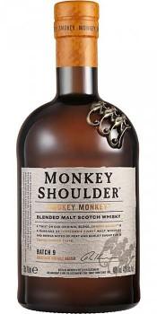 MONKEY SHOULDER SMOCKEY 40%0,7l