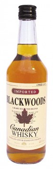Blackwoods Canadian Whiskey                    0,7l 40%