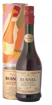 BUSNEL VSOP  4 yo Calvados                     0,7l 40%