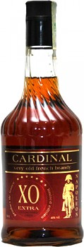 CARDINAL Brandy XO Limit Edition          0,7 l   40%
