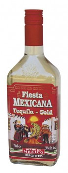 FIESTA MEXICANA gold 0,7l   38%